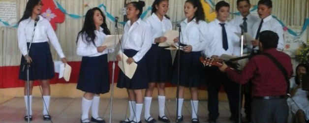 Coro Mano Amiga en Festival Mariano 2015